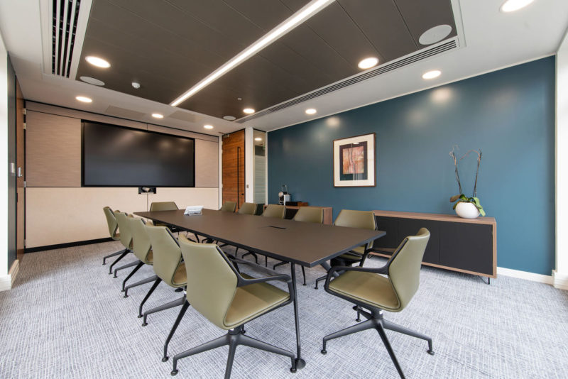 A Look Inside Vedder Price's New London Office