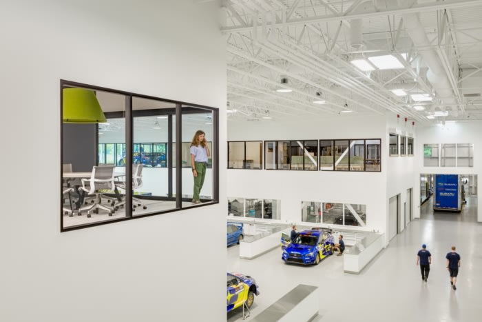 Vermont SportsCar Offices And Showroom – Milton