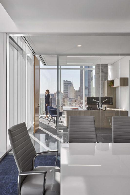 Inside Westdale's Modern New Dallas Headquarters