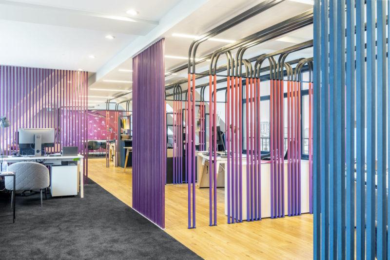 A Tour Of Mediawan's New Paris Office
