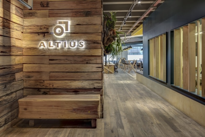 Altius Offices – Mexico City