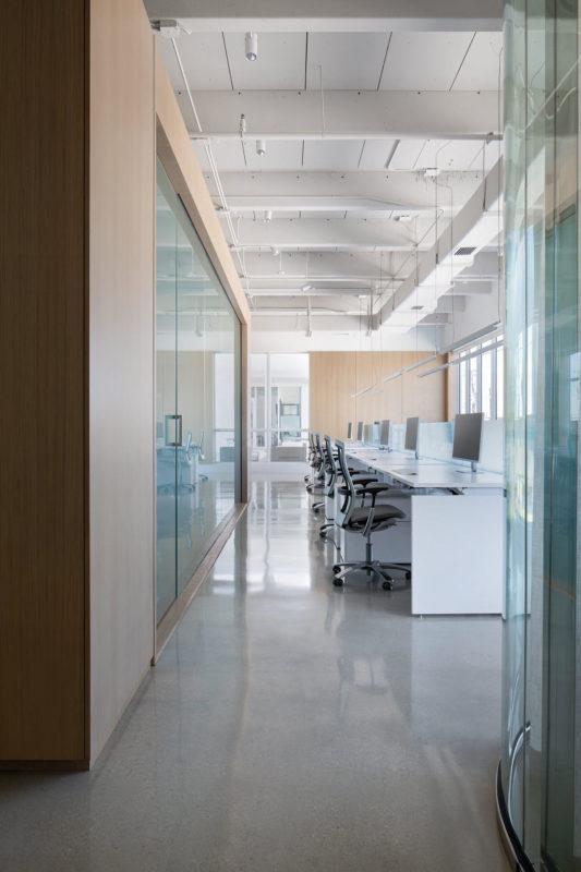 A Look Inside Audemars Piguet's Minimalist Miami Office
