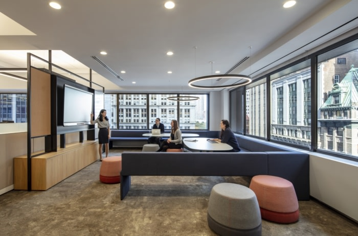 Confidential Public Service Company Offices – New York City
