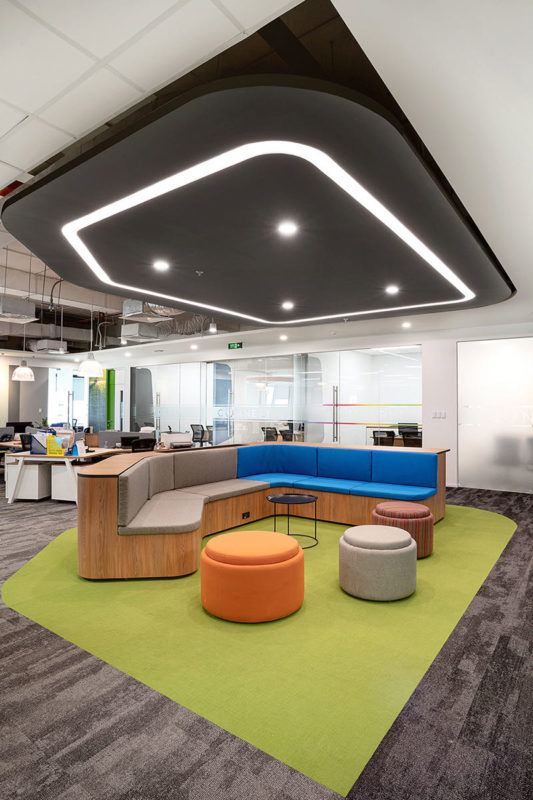 Inside Connell's New Ho Chi Minh City Office