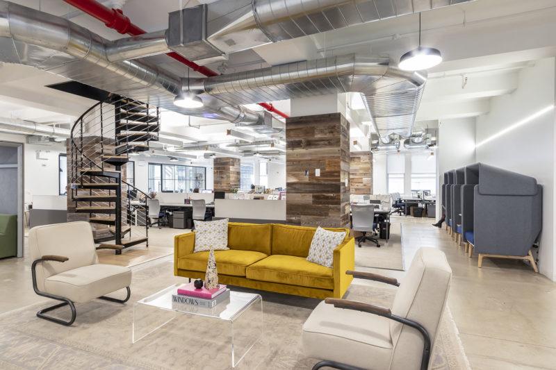 A Look Inside DKC's Modern NYC Office
