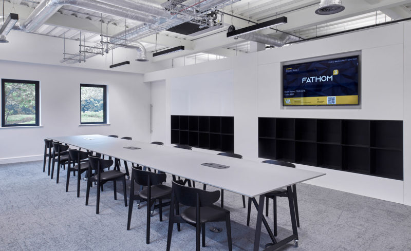 A Look Inside Fathom3's New West Yorkshire Offices