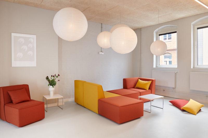 A Tour Of Jimdo's Minimalist Hamburg Office