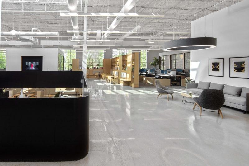 A Tour Of Kering's Elegant Wayne Office