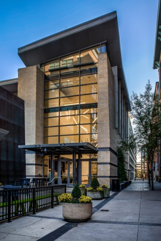 Nationwide Insurance Innovation Center Offices – Columbus