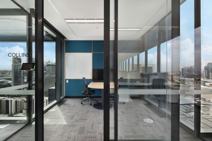 Port Of Melbourne Offices – Melbourne
