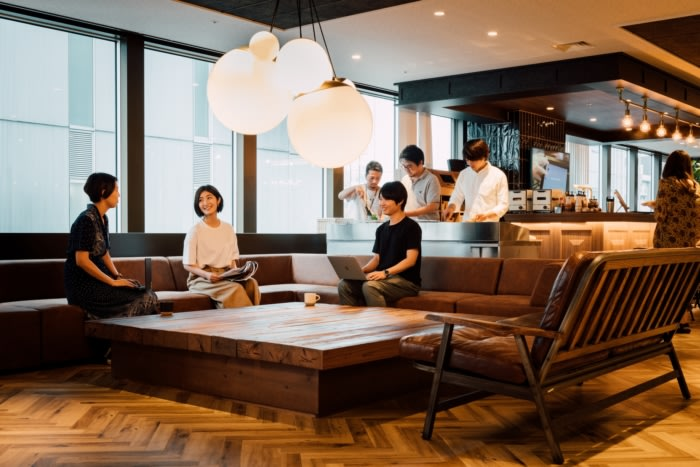Showcase Gig Offices – Tokyo