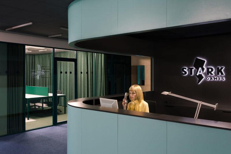A Look Inside Stark Games' Cool New Minsk Office