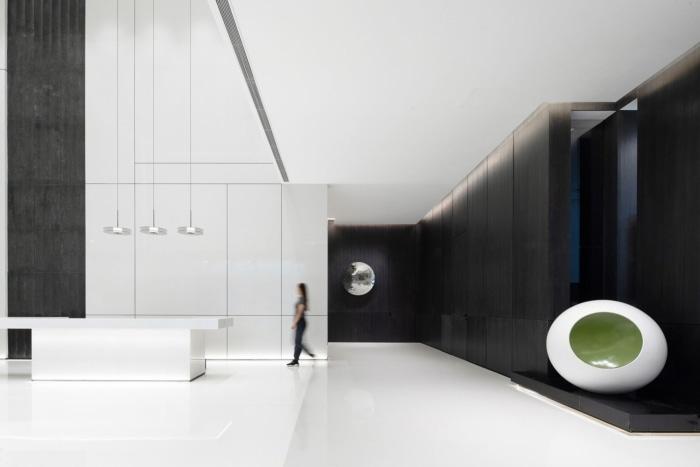 Sunac Offices – Taiyuan