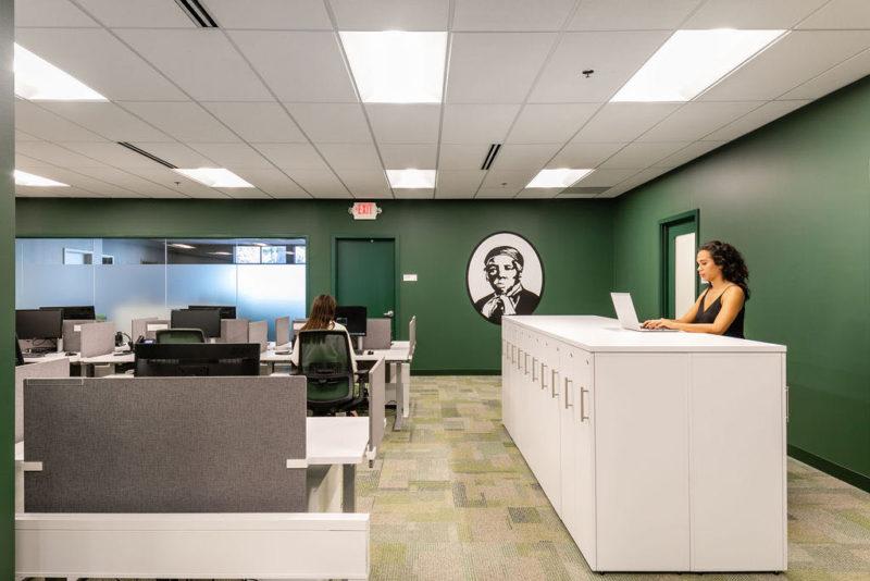A Tour Of Tubman's New Minneapolis Office