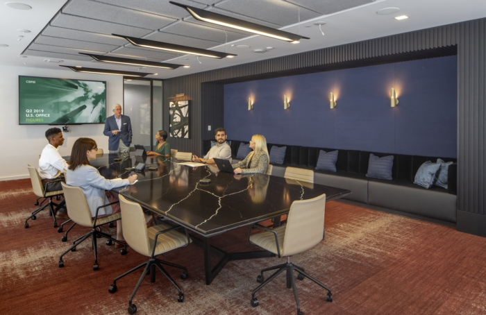 CBRE Offices – Atlanta