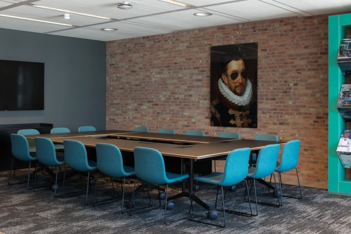 Confidential IT Company Offices – Amstelveen
