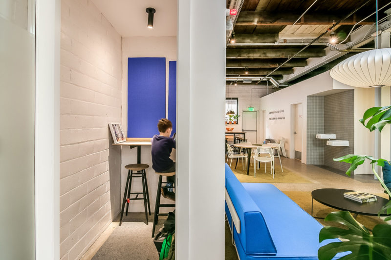 A Look Inside Floyd's Modern Detroit Office