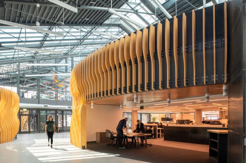 A Look Inside GRAEF's New Milwaukee Office