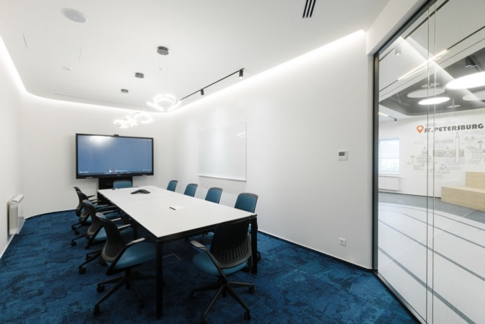 Huawei Offices – Novosibirsk