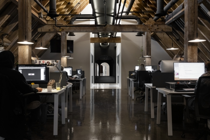 Lightspeed Offices – Montreal