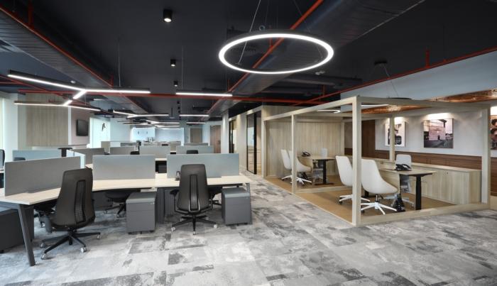 Pernod Ricard Offices – Mumbai
