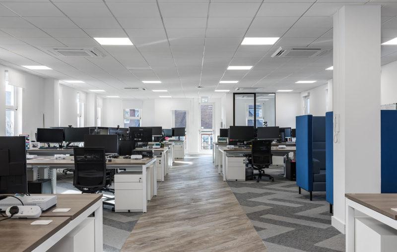 Inside Two Point Studios' New Farnham Office