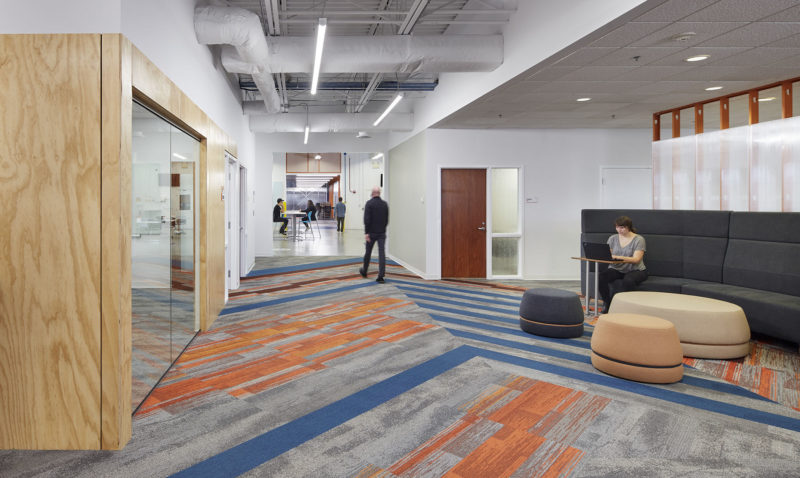 A Look Inside Sun Country Airlines' New Eagen Office