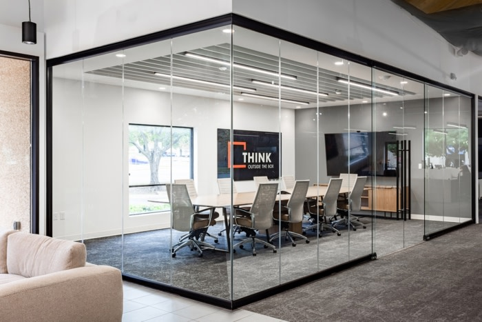CBI Workplace Solutions Showroom And Offices – Austin