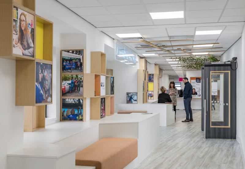 A Tour Of MND Association's New Northampton Office