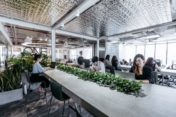 One Mount Group Offices – Ho Chi Minh City