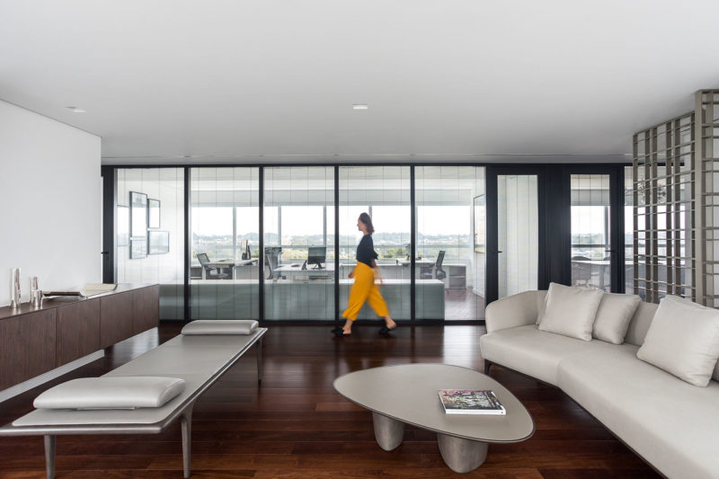 A Look Inside Private Company Offices In Curitiba