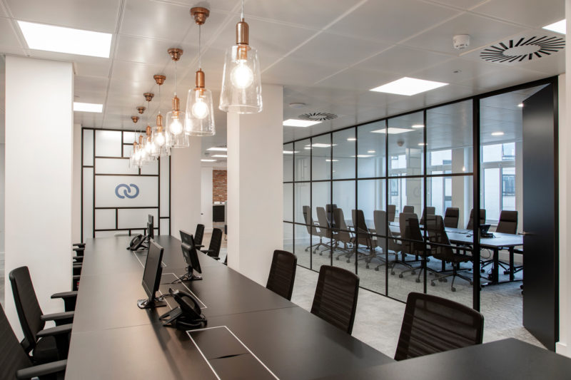 A Look Inside CentralNic's New London Office