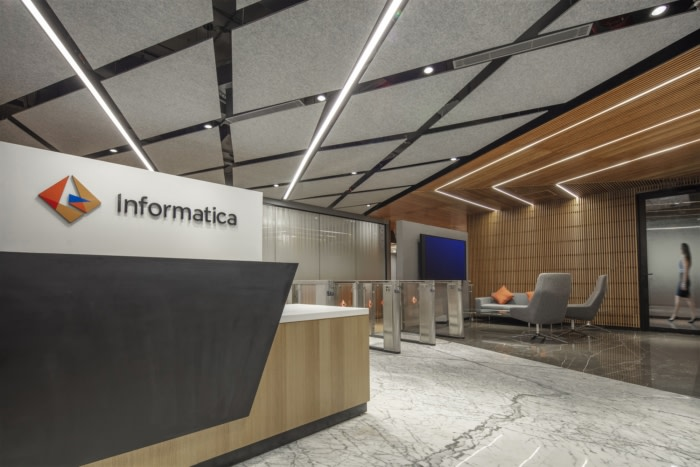 Informatica Offices – Chennai And Bangalore