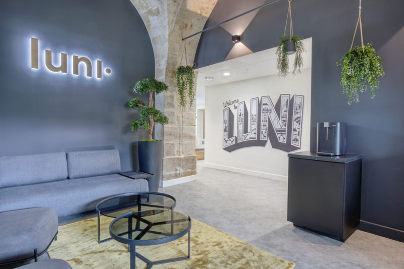 A Look Inside Luni's New Bordeaux Office