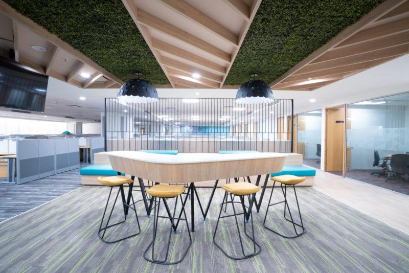 Inside Ness Technologies' New Mumbai Office