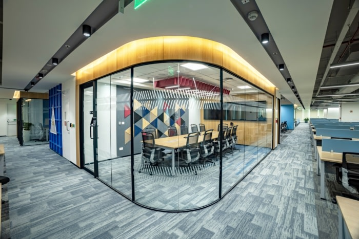 Rackspace Offices – Hyderabad
