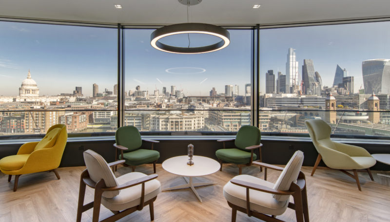 A Look Inside Veritas Investment Partners' New London Office