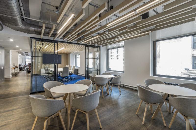 A Look Inside Cerami & Associates' New NYC Office