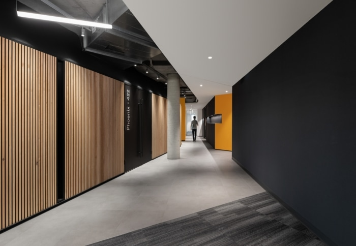 Genetec Headquarters Phase Three – Montreal