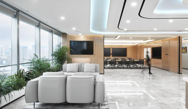A Look Inside Hogan Lovells' New Beijing Office