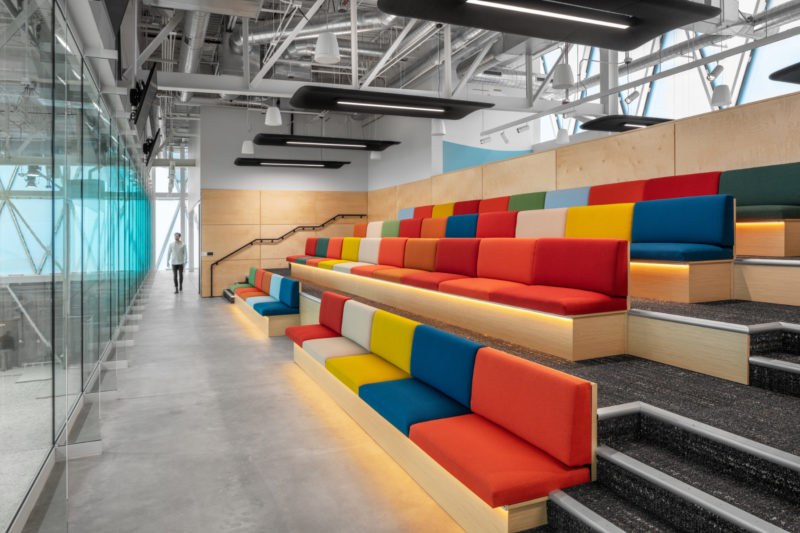 A Tour Of Oracle Industries Innovation's Office / Lab In Chicago