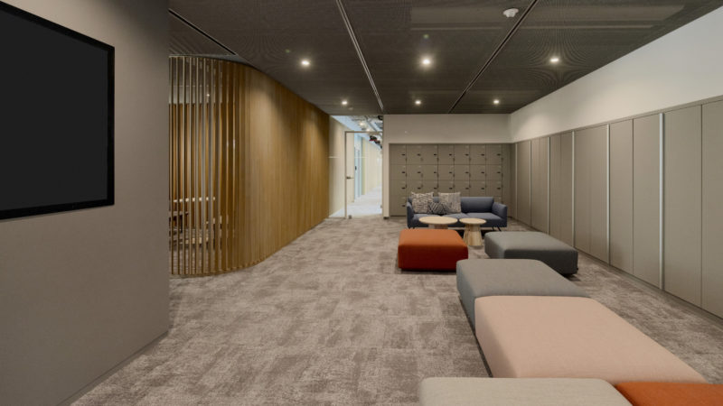 A Look Inside Sanofi's New Budapest Office
