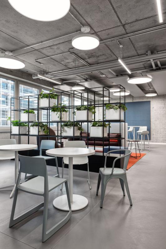 A Look Inside 50 Hertz's New Berlin Office