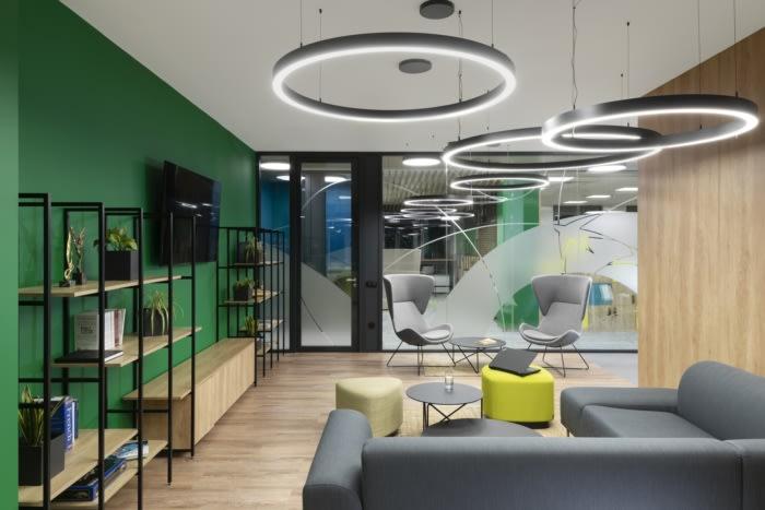 BNP Paribas Offices – Sofia