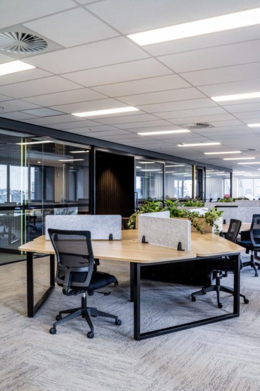 Confidential Client Offices – Brisbane