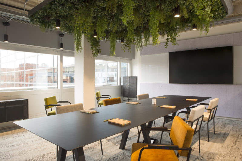A Look Inside Impact Working's New Bristol Office