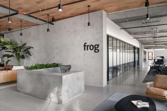 Frog Design Offices – Austin