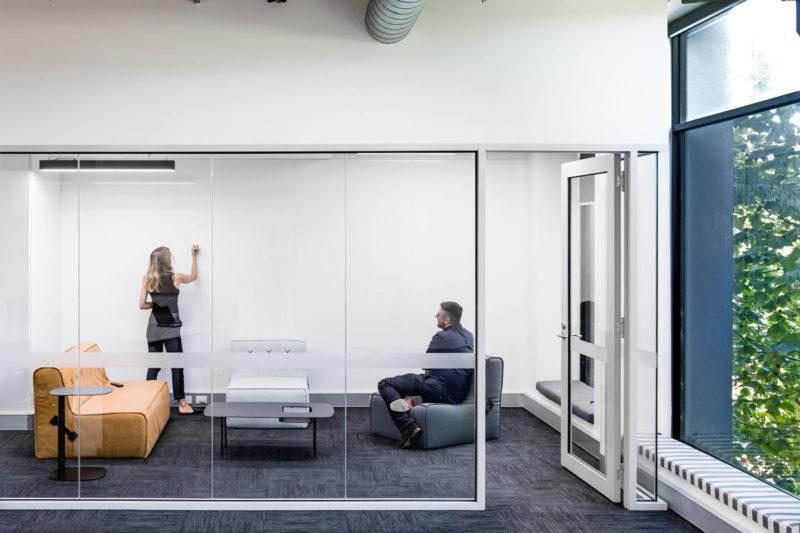 A Peek Inside Havas' New Melbourne Office