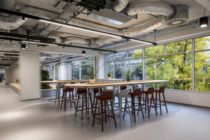 LogMeIn Offices – Budapest