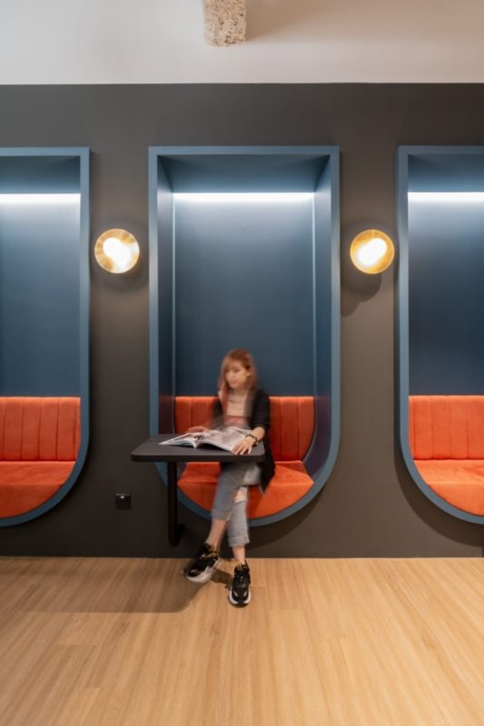 The Workshop Coworking Offices – Singapore